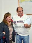 Zulema Anden y José Bastía