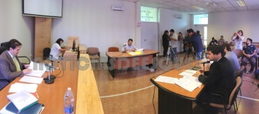 Sala de audiencias N° 2